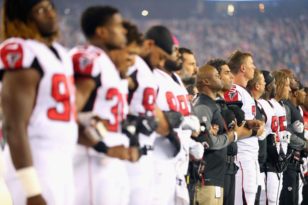 Atlanta Falcons v New England Patriots