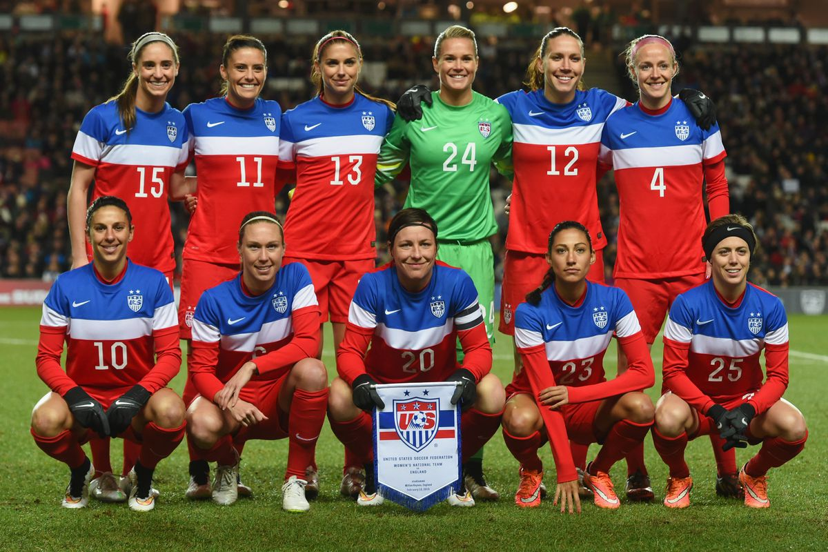23da3c8e6ab Pay-to-Play Damages USWNT Diversity - The Bent Musket