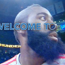 Welcome back to Loud City, James