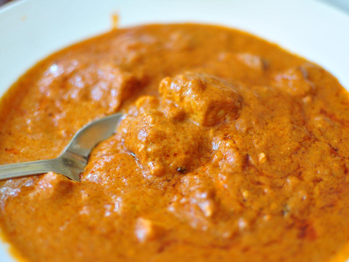 Chicken tikka masala at Pakwan