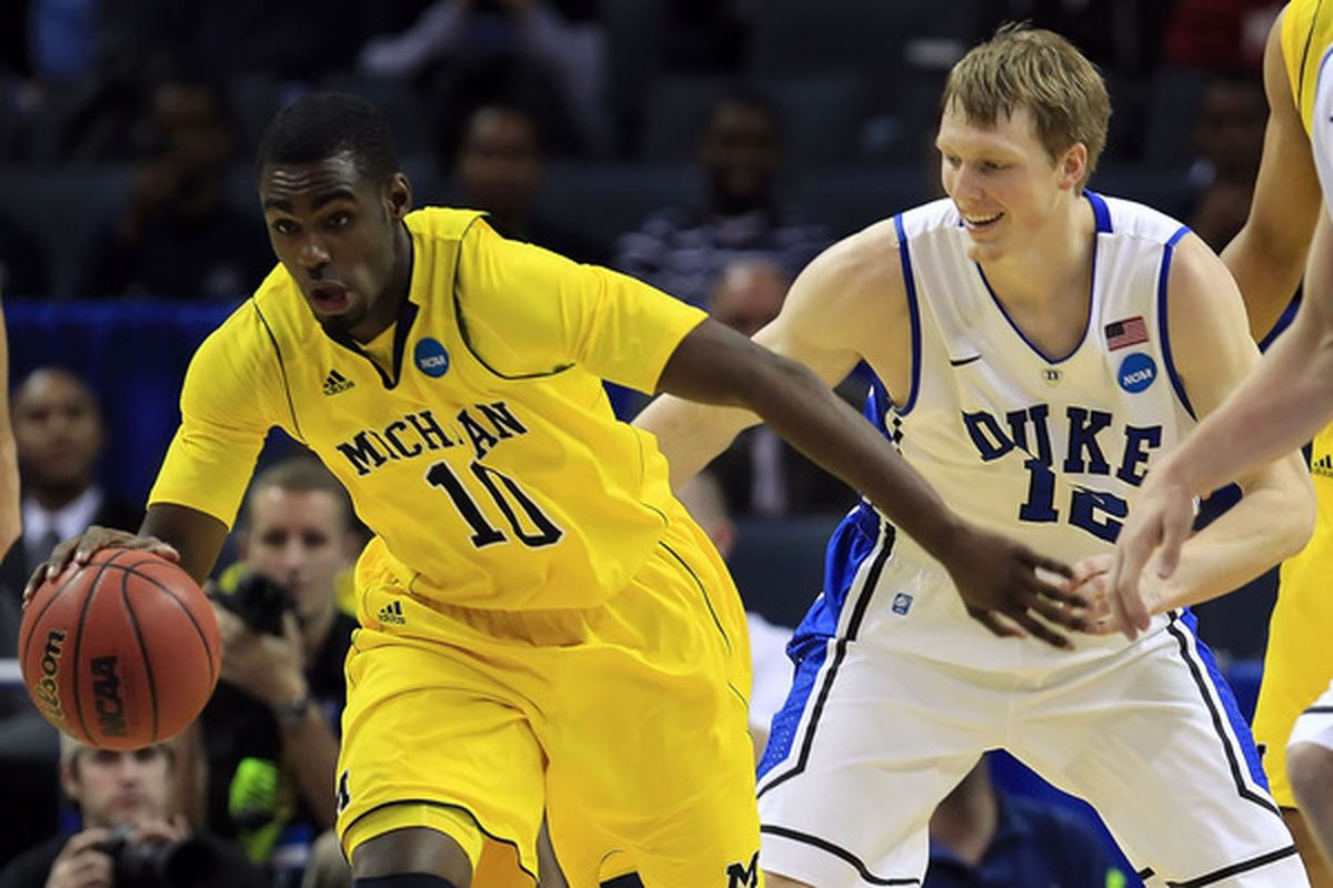 Tim Hardaway Jr. is expected to lead Michigan -- and the Big Ten -- to a fast start on Tuesday night.