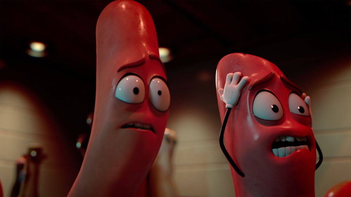 Sausage Party is, strangely, one of the more complex perspectives on belief and doubt