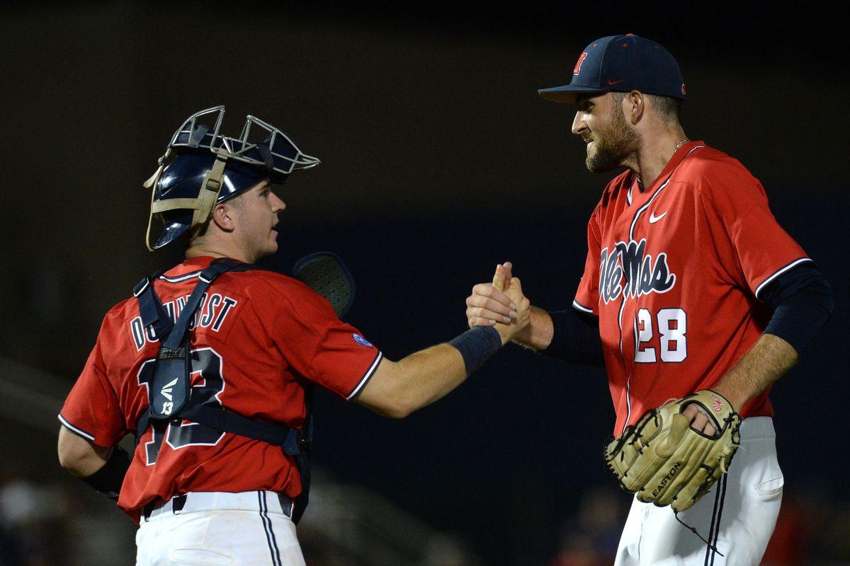NCAA Baseball: Tucson Super Regional-Mississippi vs Arizona