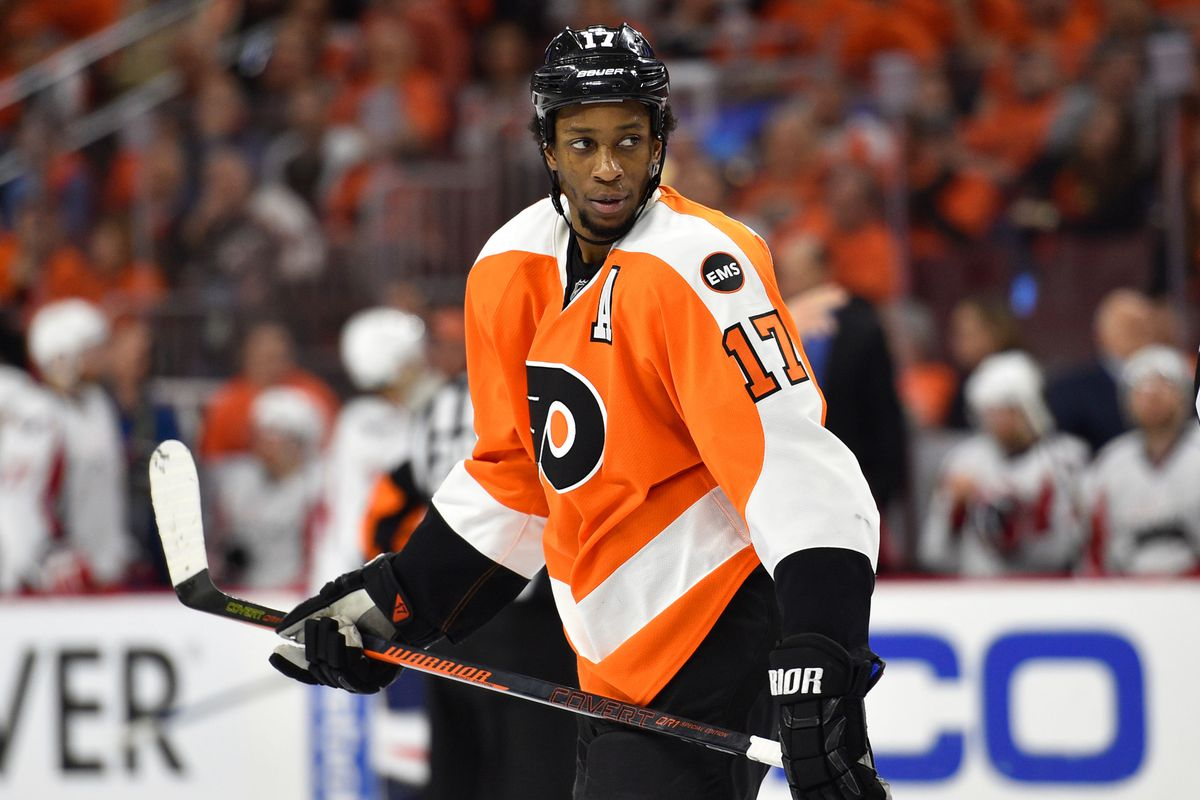 best service 331e8 553e6 2015-16 Flyers season review: Wayne Simmonds had the best ...