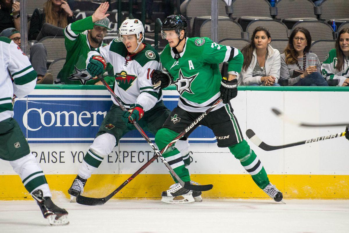 NHL: Preseason-Minnesota Wild at Dallas Stars