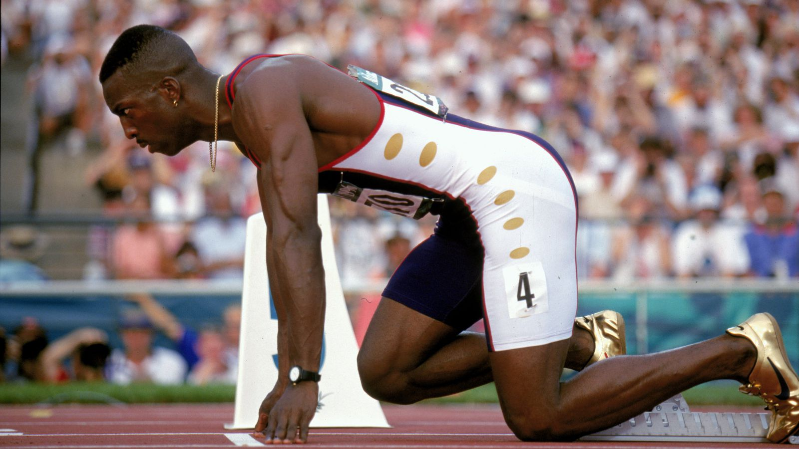 20 years ago michael johnson set a gold standard for speed thats impossible to forget sbnationcom