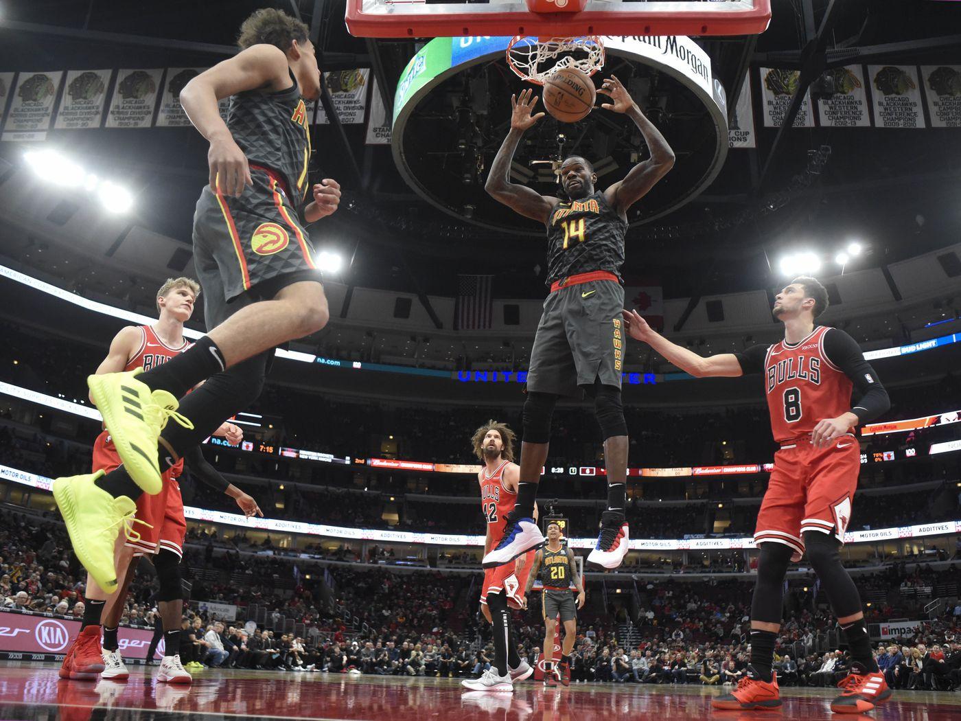 Chicago Bulls Struggle To Contain John Collins In Atlanta Hawks Win Peachtree Hoops