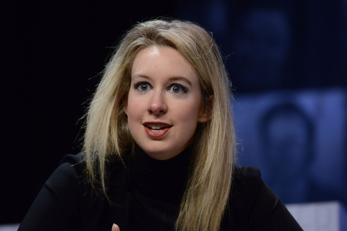 SEC charges Theranos CEO Elizabeth Holmes with fraud - Vox