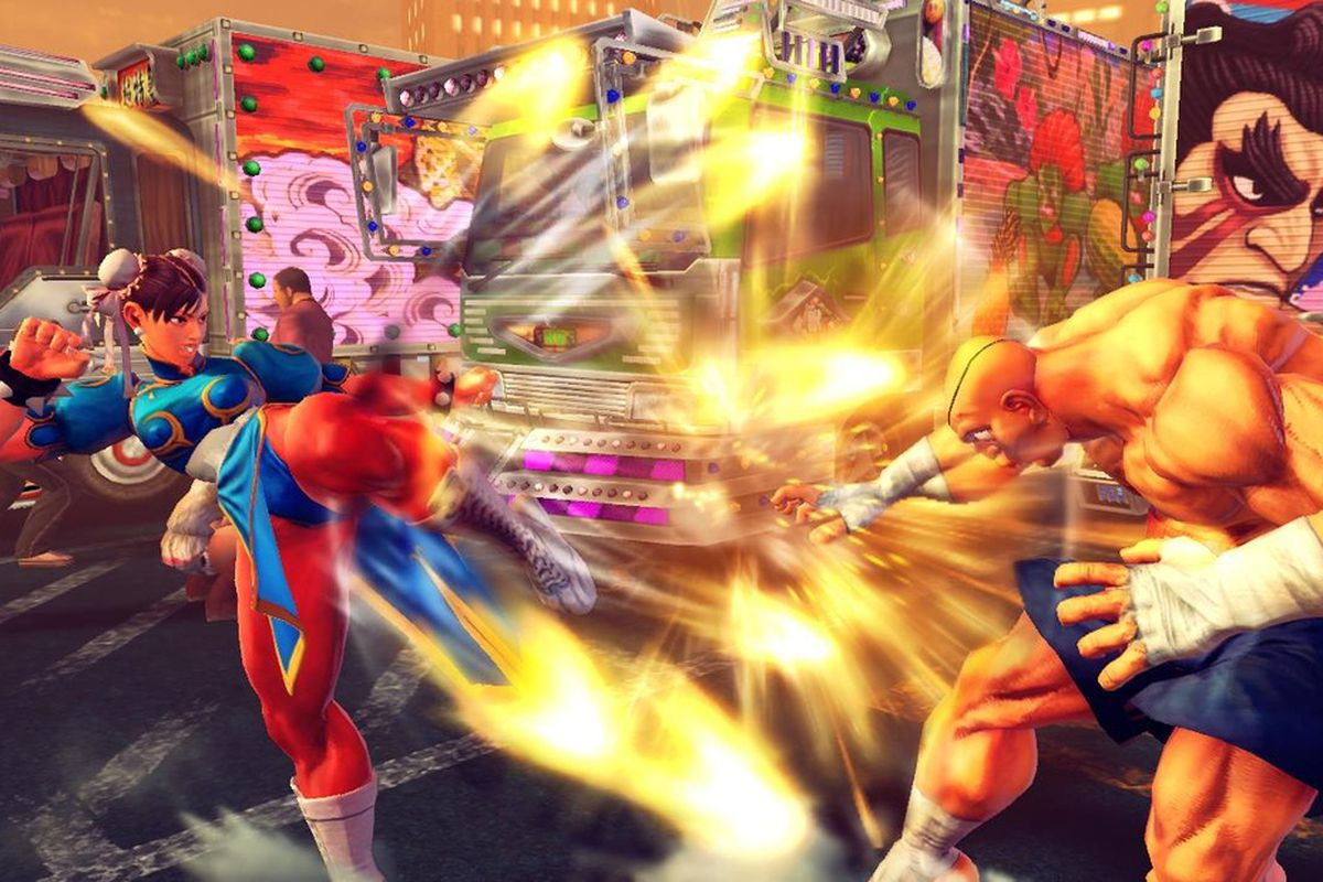Thousands sign up for Street Fighter, Marvel vs  Capcom, Super Smash