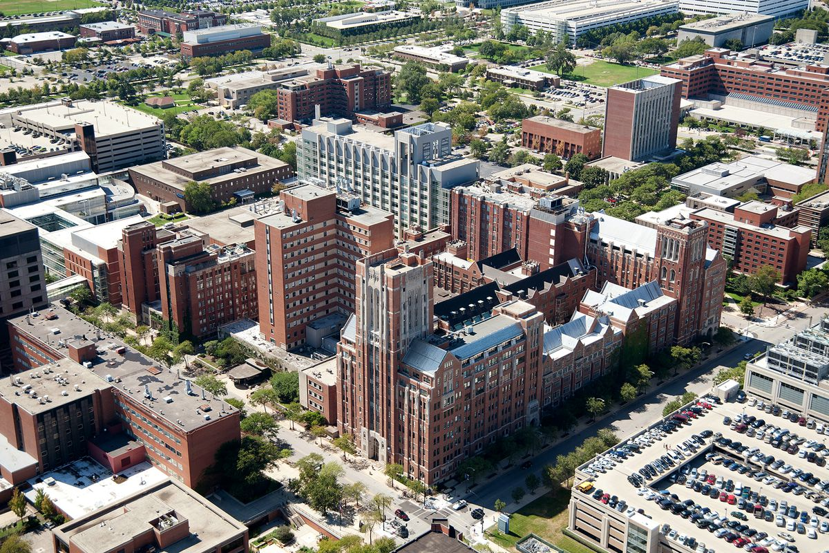 The University of Illinois College of Medicine will graduate 192 students early on April 10, 2020, to help meet demand for medical staff amid the COVID-19 pandemic.