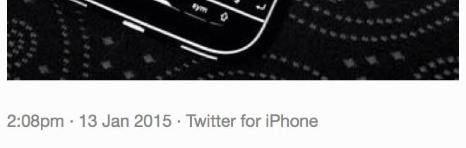 BlackBerry Twitter