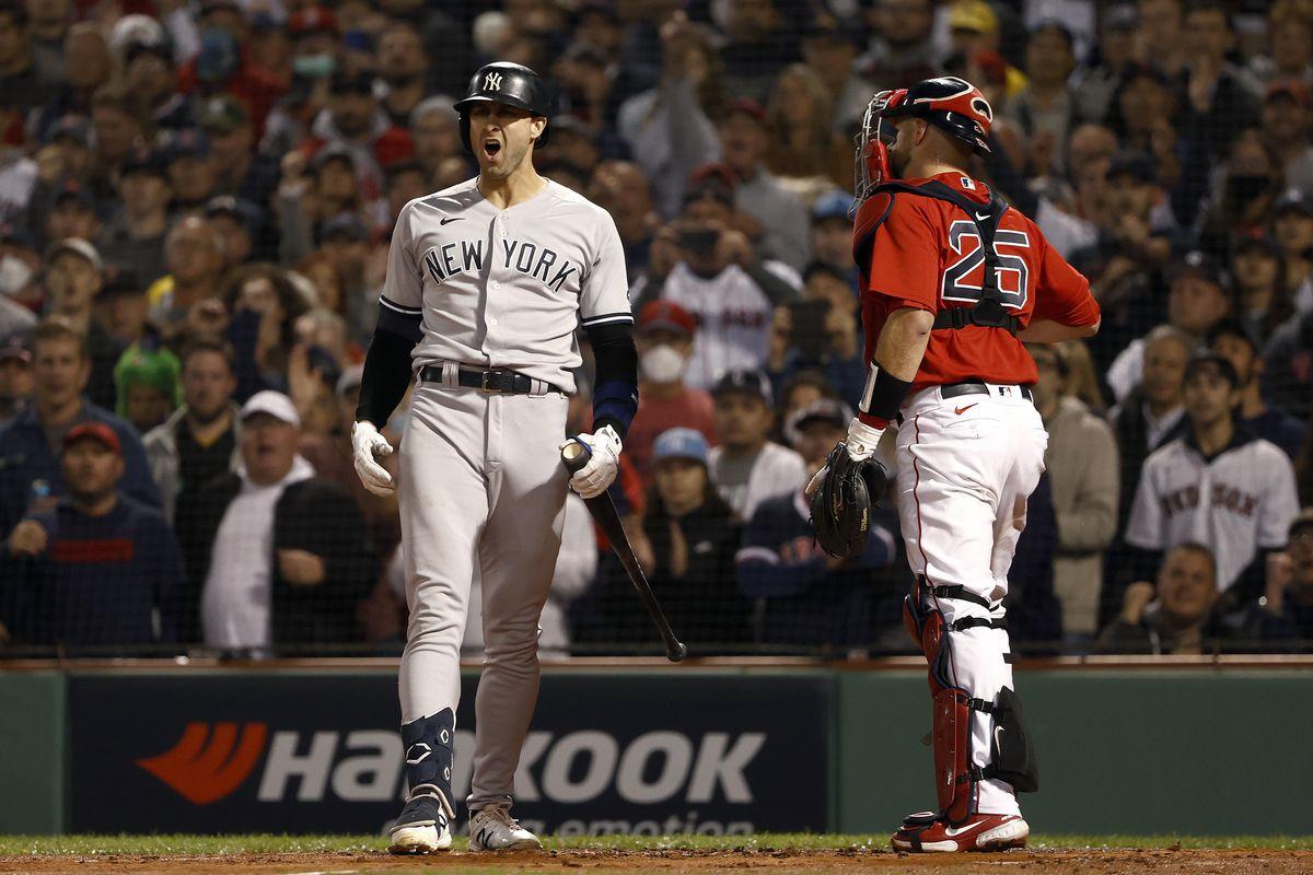 Wild Card Round - New York Yankees v Boston Red Sox