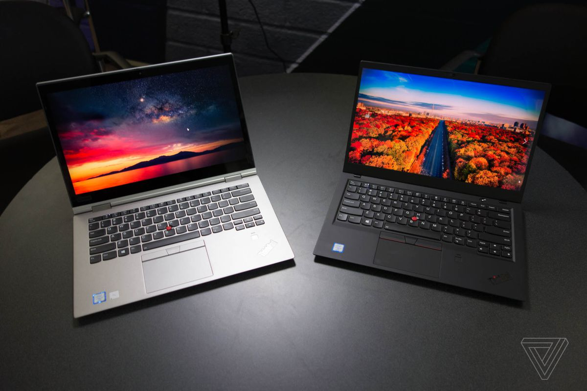 Lenovo Thinkpad X1 hands-on