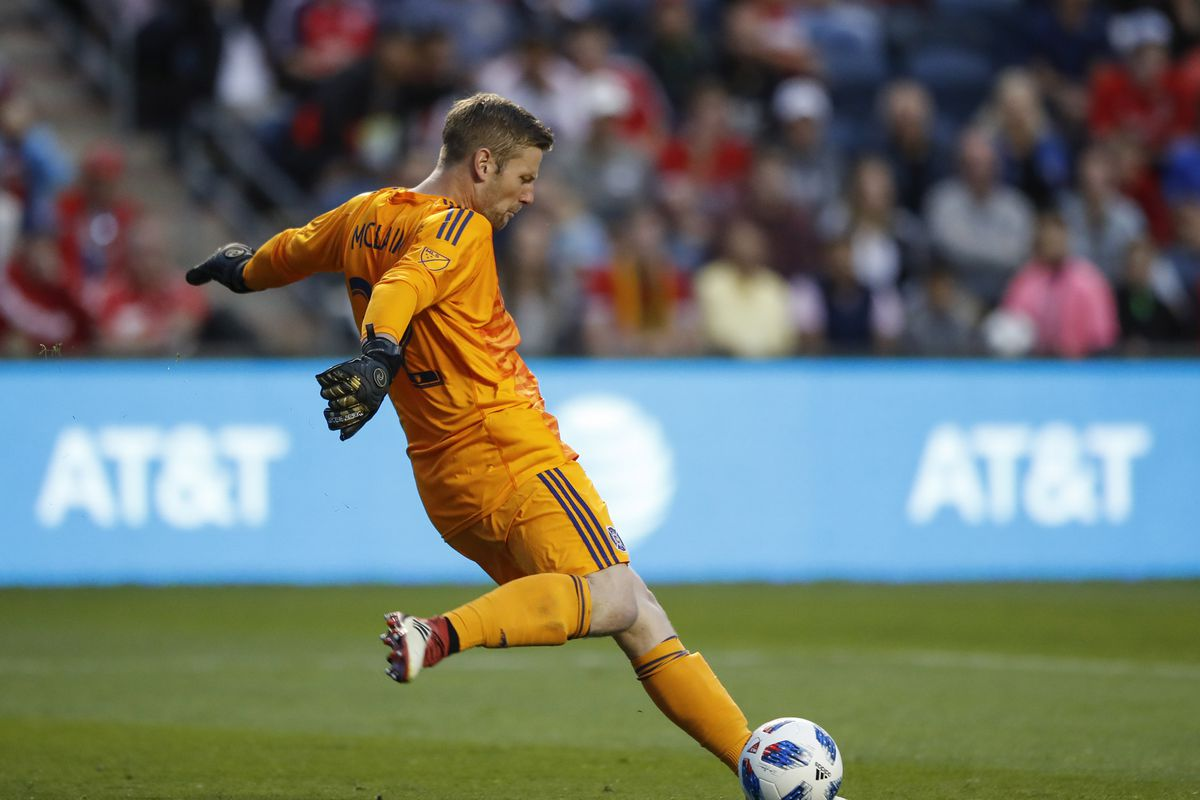 MLS: San Jose Earthquakes at Chicago Fire