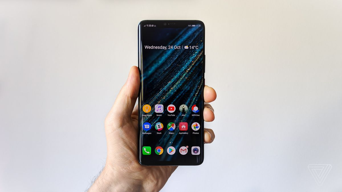 8bdf18d74dcac1 Huawei Mate 20 Pro review: the best phone America can't get - The Verge