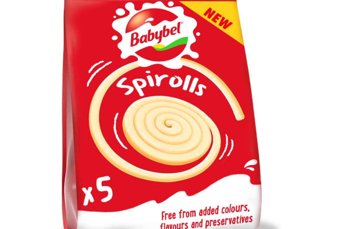 Babybel's latest cheese snack is for gen z age kids