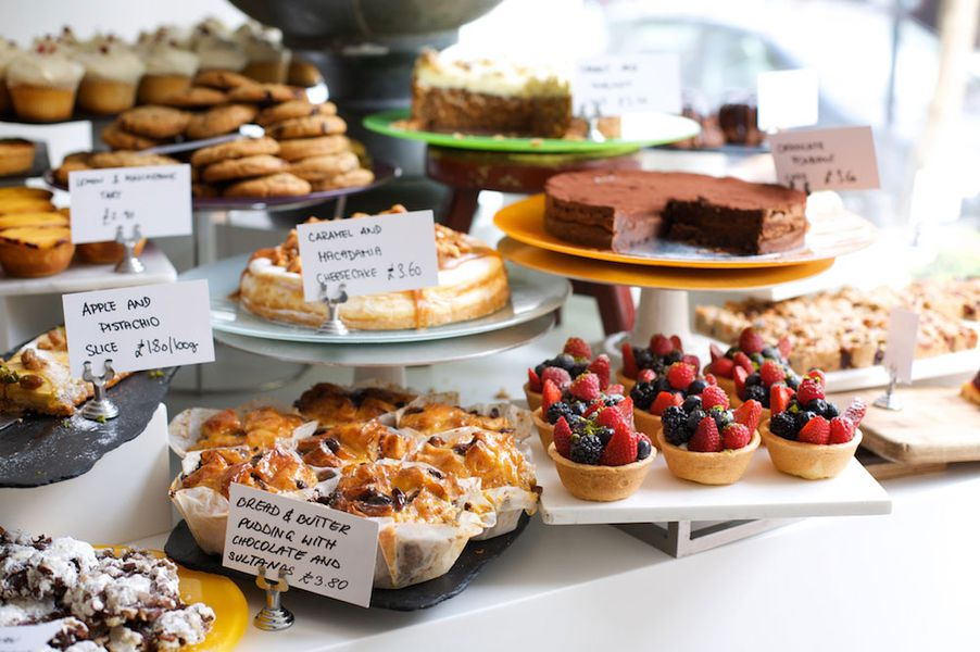 Best Cakes In Shoreditch