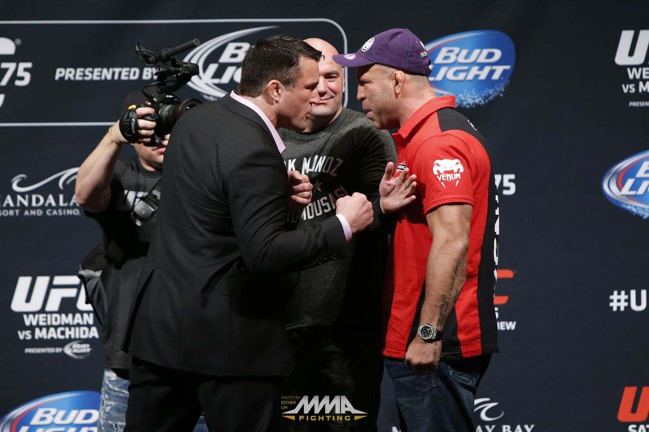 'Shogun Rua: Wanderlei Silva has to be patient against Chael Sonnen