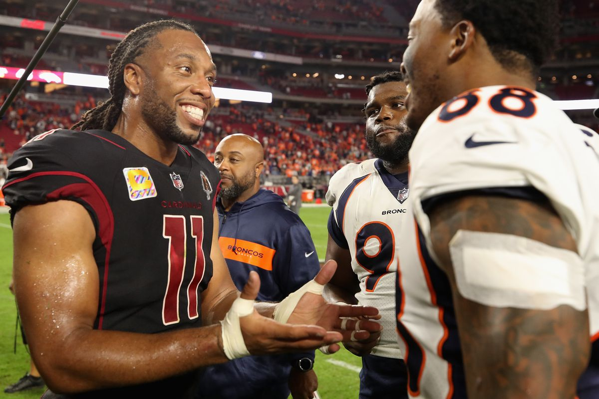 Denver Broncos v Arizona Cardinals