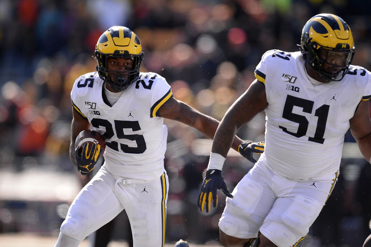 Vote: Michigan football player of the game vs. Illinois
