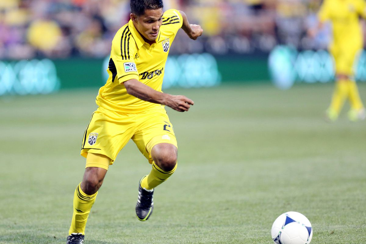 """Jairo Arrieta has emerged as a threat for the Columbus Crew in a """"false nine"""" role, but D.C. United's main worry should be about improving their own play."""