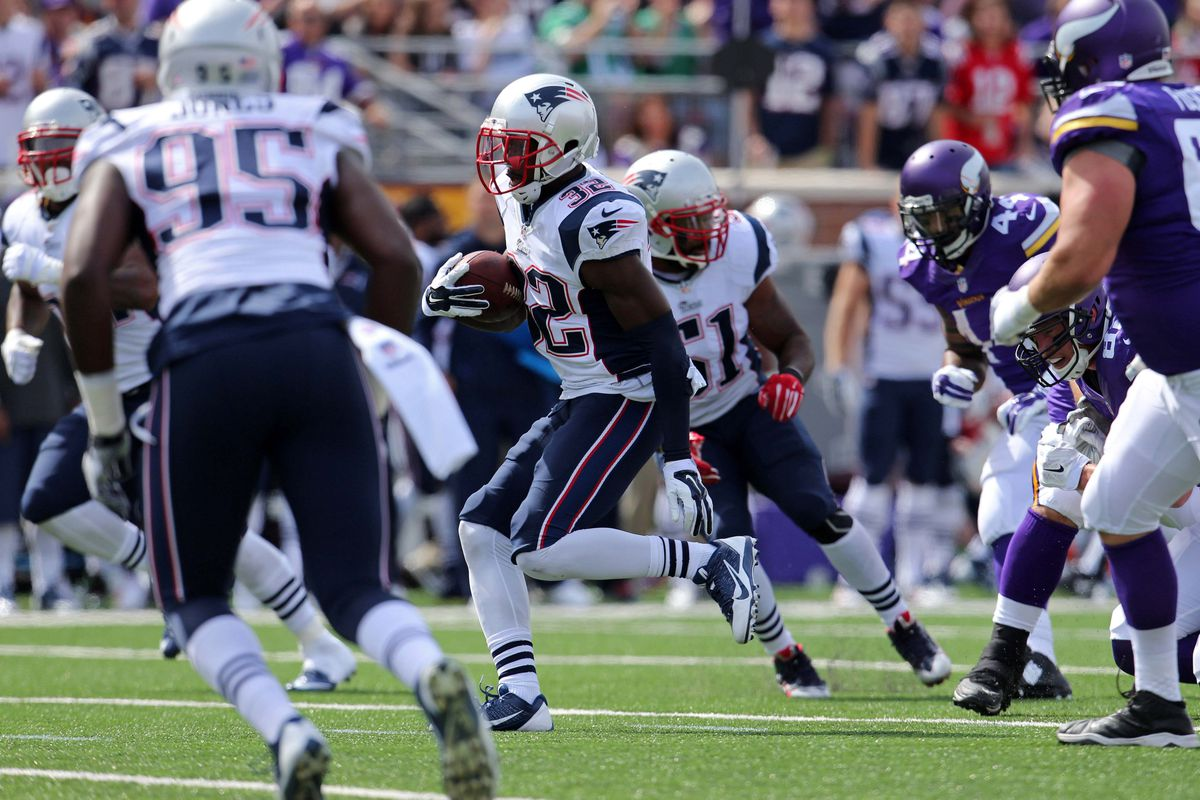 Devin Mccourty Held A Q A Pumped Up Rob Gronkowski And