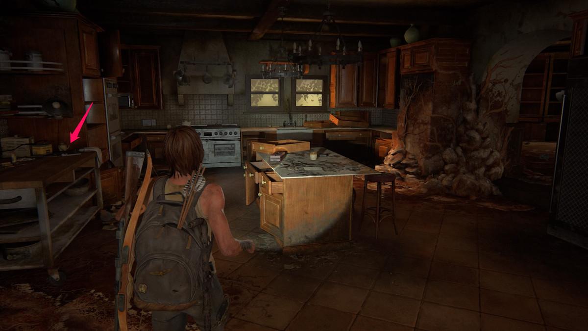 The Last of Us Part 2 Santa Barbara Pushing Inland Workbench
