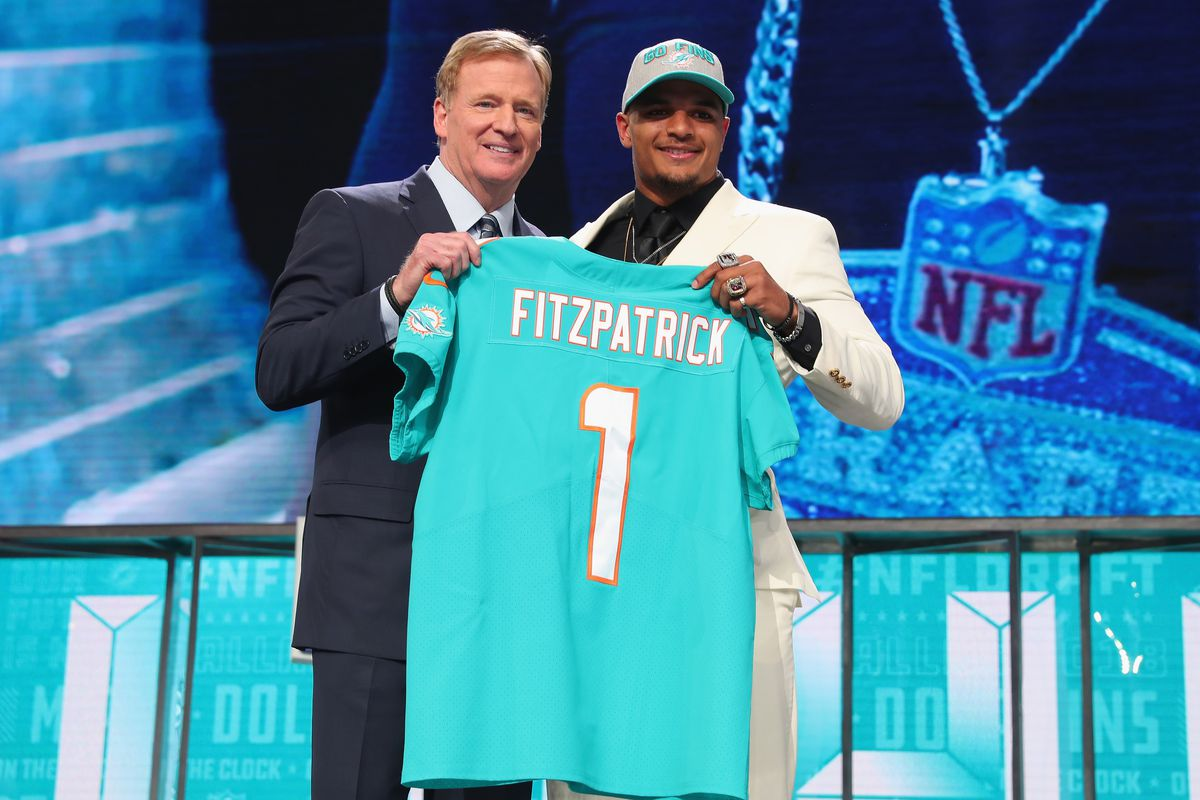 Insider look at miami dolphins first round draft pick minkah meet the rookies the swiss army knife minkah fitzpatrick m4hsunfo