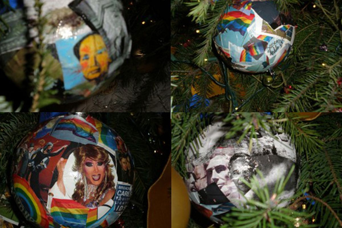 """Well, isn't Jesus supposed to love everybody, including trannies and commies? Image via <a href=""""http://biggovernment.com/2009/12/22/transvestites-mao-and-obama-decorate-white-house-christmas-tree/"""">Big Government</a>."""
