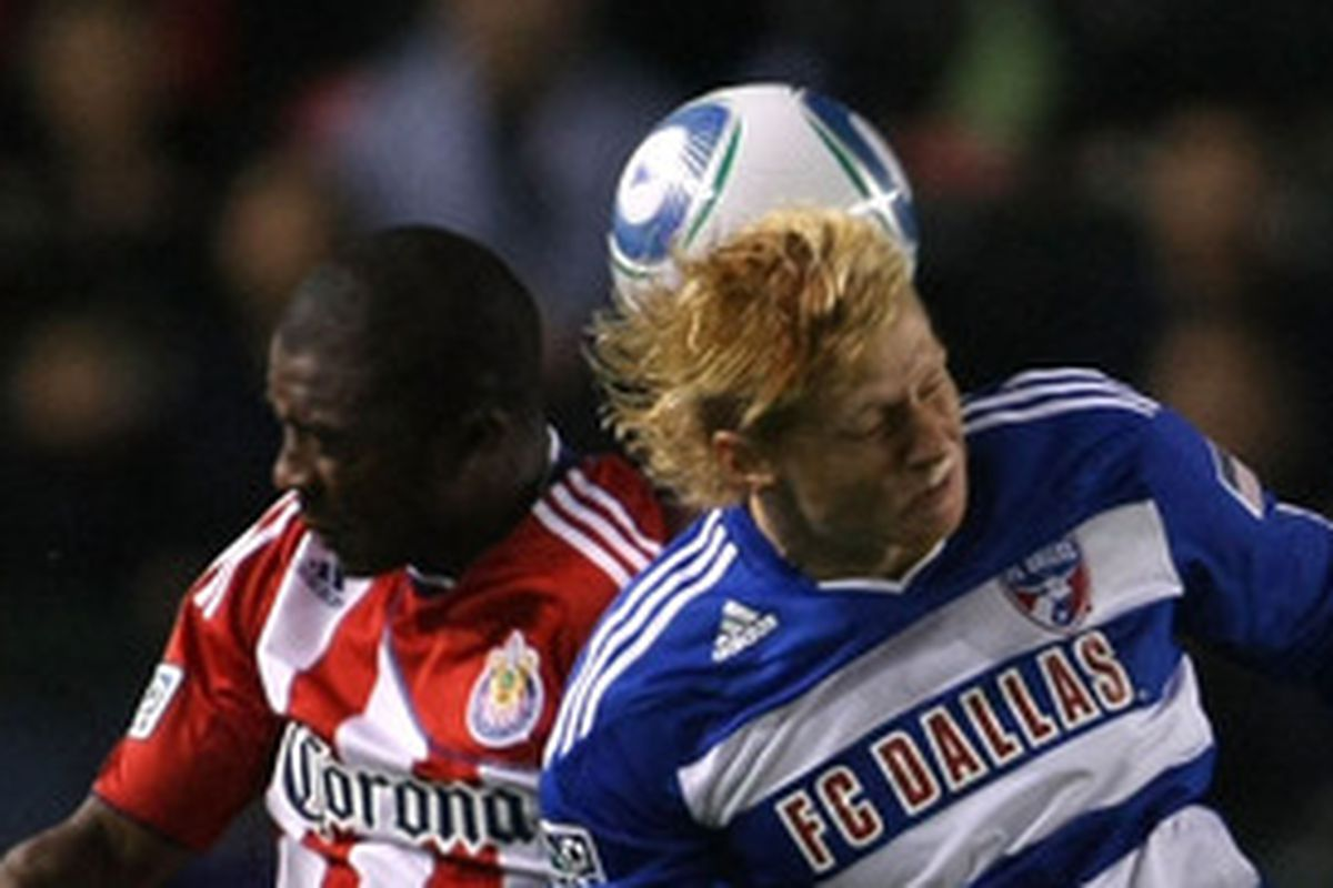 Brek Shea's 2011 campaign produced career highs including appareances against Michael Lahoud
