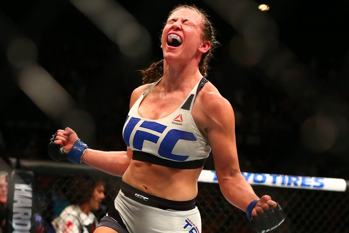 Amanda Tate miesha tate vs. amanda nunes set for ufc 200 - bloody elbow
