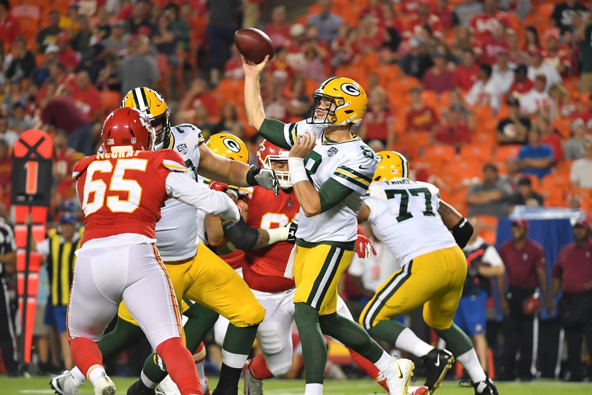 Chiefs Recap  Tim Boyle struggles after halftime in Green Bay s 33-21 loss 14f822ff8