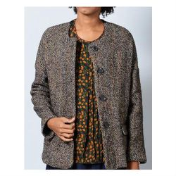 """<a href=""""http://shopbird.com/product.php?productid=27658&cat=703&manufacturerid=&page=1"""">Bella Rose tweed coat</a>, $79 (was $325)"""