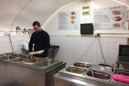 Best restaurants at Edinburgh Fringe Festival 2019 include Original Mosque Kitchen on Potterow