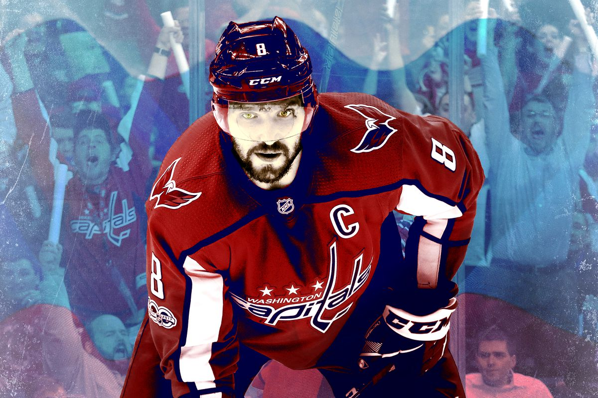 Russian Machine Alexander Ovechkin Still Hasn t Broken - The Ringer 29d2022b15c