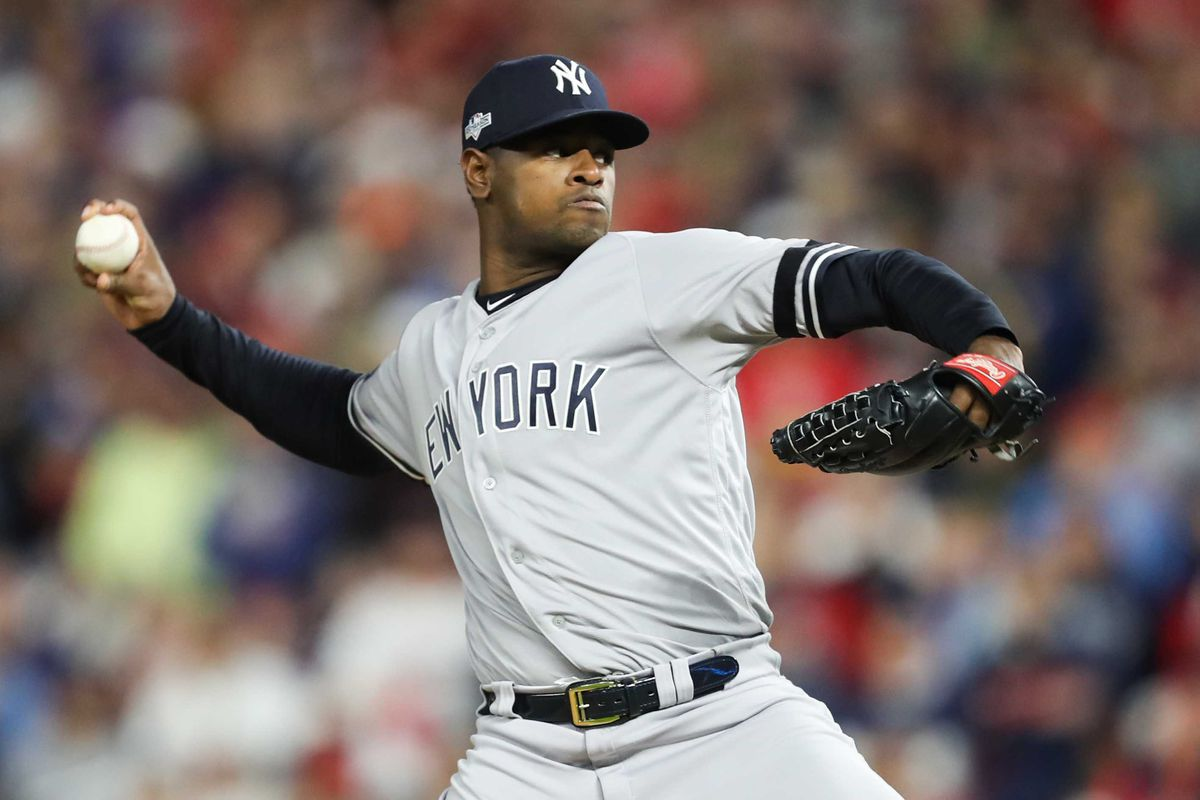 What the Yankees can expect from Luis Severino in the ALCS