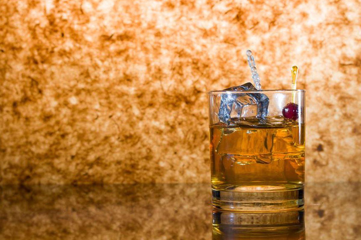 Whiskey at Barley Mac