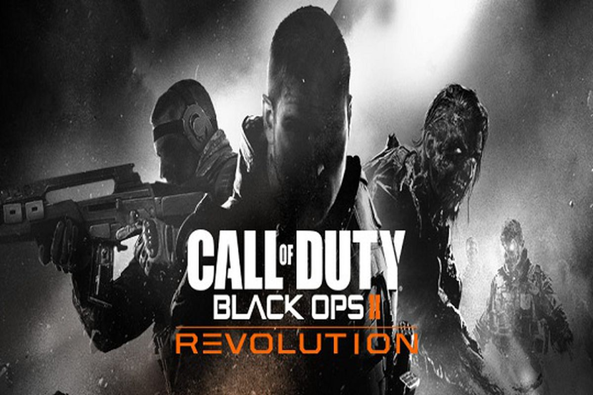 Call of Duty: Black Ops 2 Revolution DLC now available as free trial