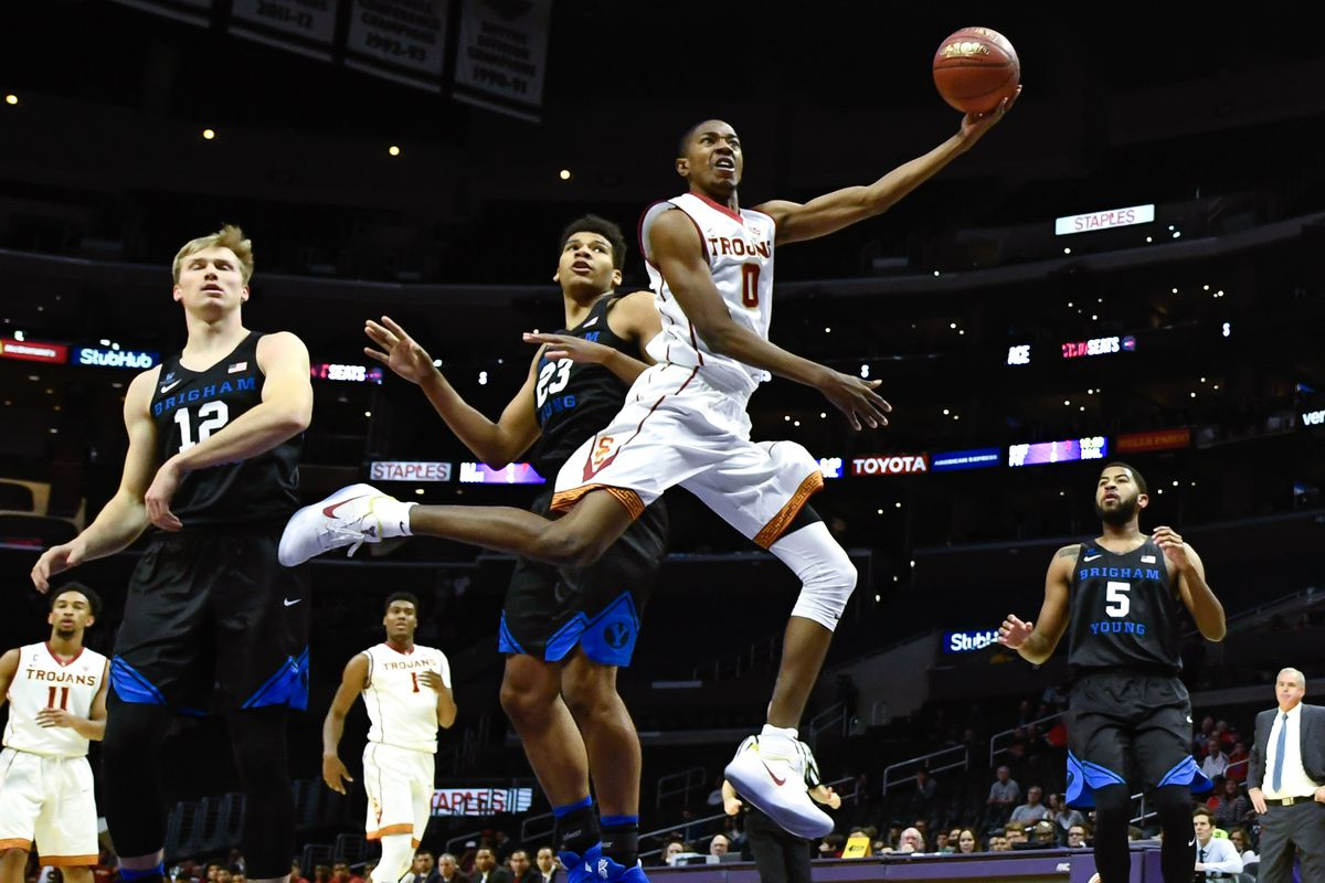 NCAA Basketball: BYU vs USC