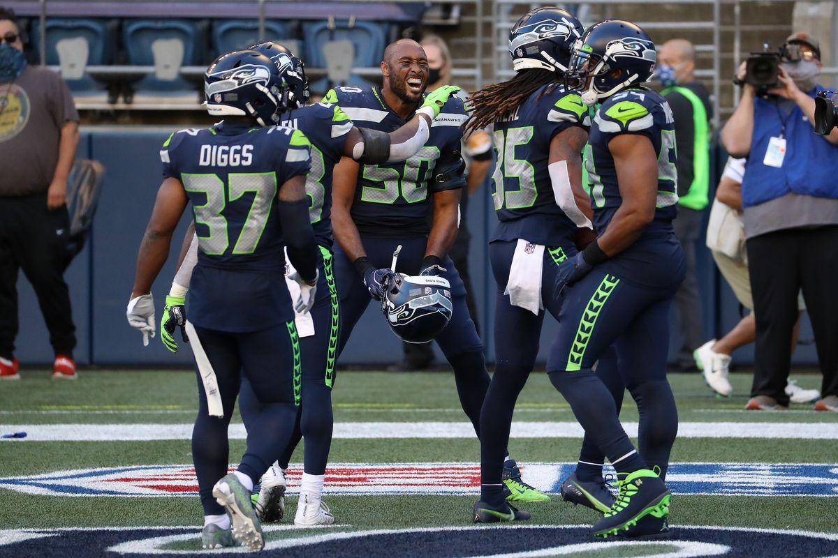Dallas Cowboys v Seattle Seahawks