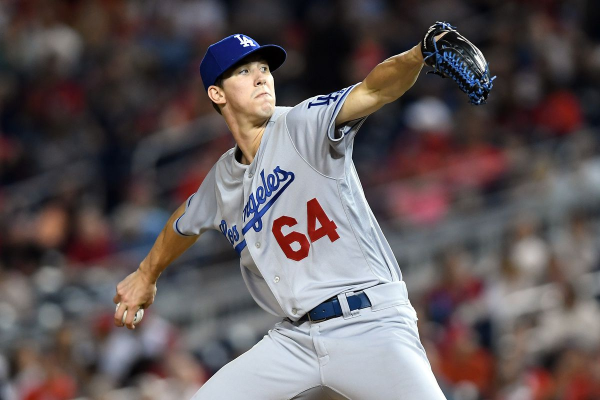 Walker Buehler tops 4 Dodgers on Baseball America top 100 prospects list 761cc09a3e8