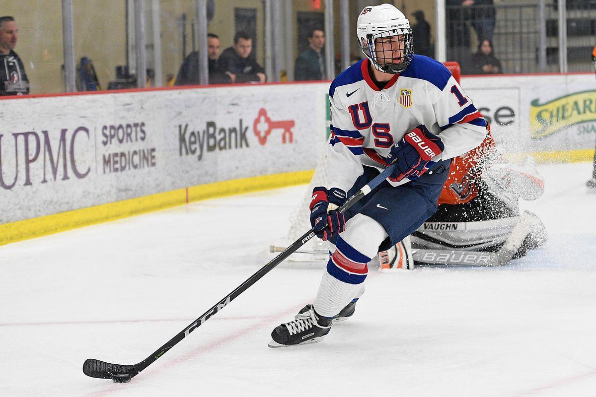 2018 NHL Draft  Islanders select Bode Wilde 333d48ee7
