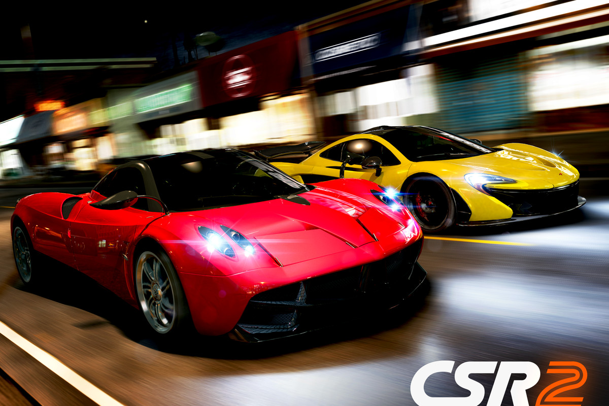 CSR2 obliterates the line between tablet and console