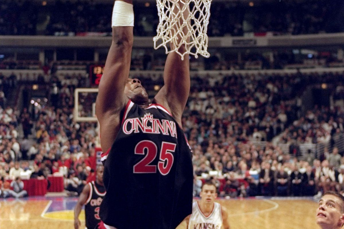 Danny Fortson was the Cadillac of collegiate Power Forwards