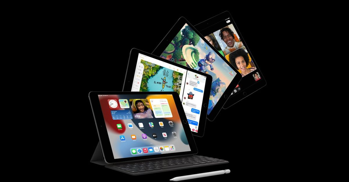 apple-announces-new-entry-level-ipad-with-a13-bionic-chip