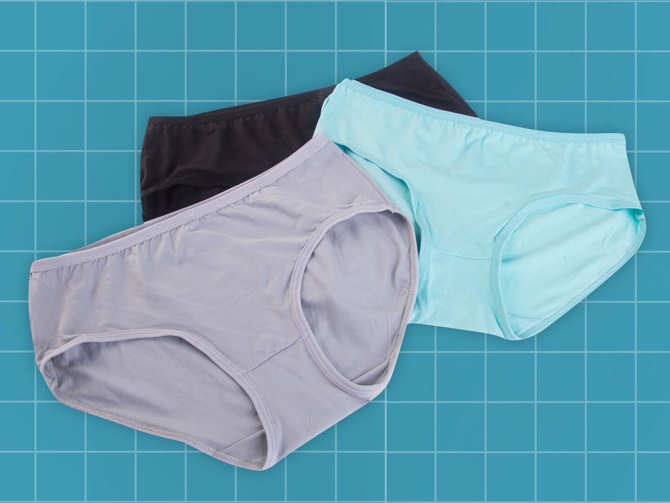 High-rise underwear has been climbing in popularity since 2014.