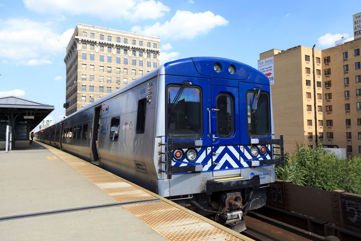 Maps Multiple Stops >> MTA to build new Metro-North stations linking Bronx to Penn Station - Curbed NY