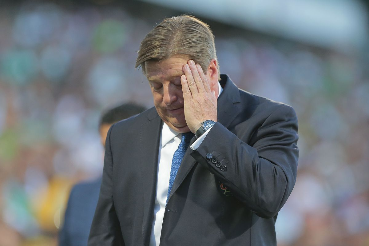 97bfce55d Club América manager Miguel Herrera should be back in the 2018 ...