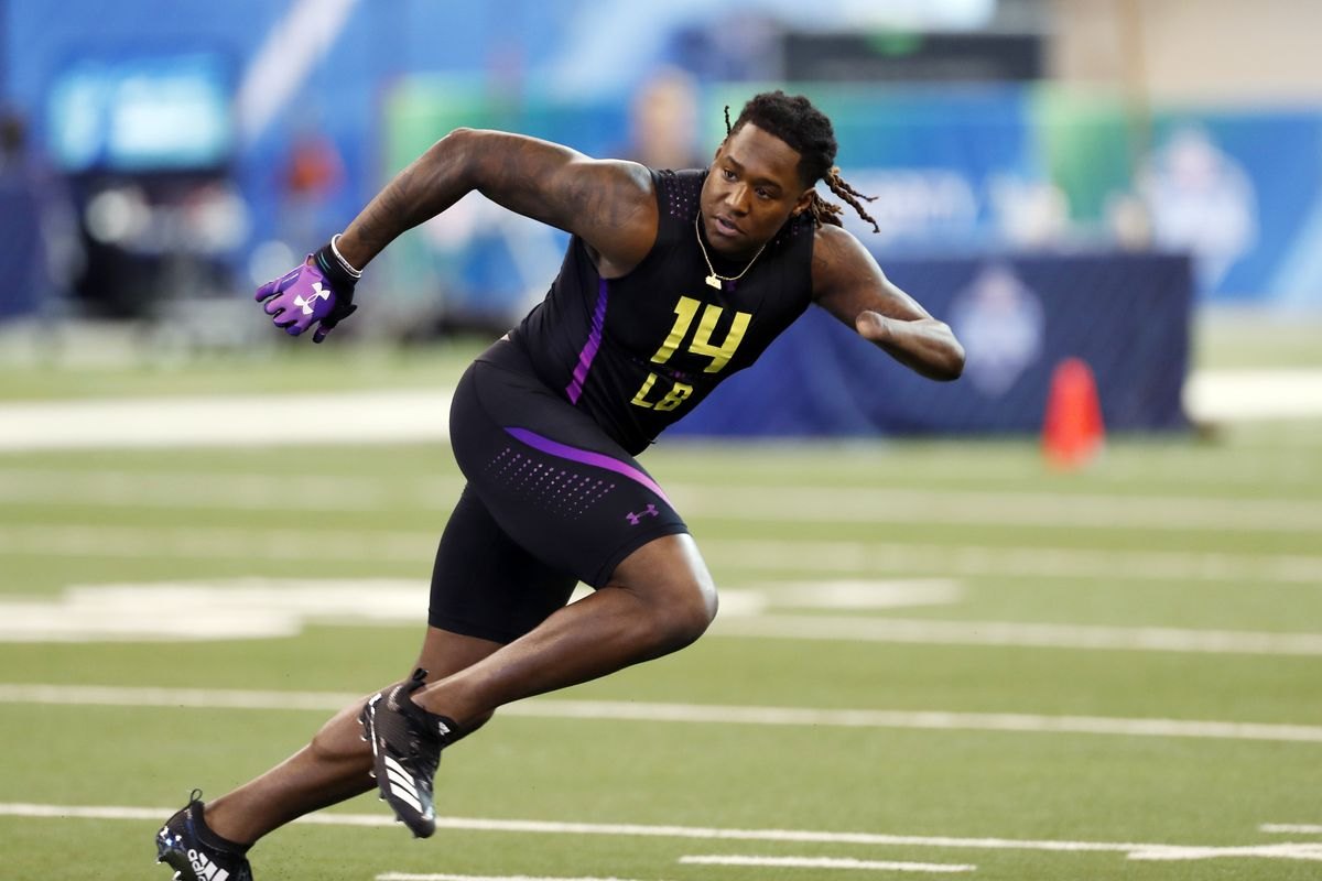 116b6a035 Century Links 5 12  Shaquem Griffin Hopes to Start Strong - Field Gulls