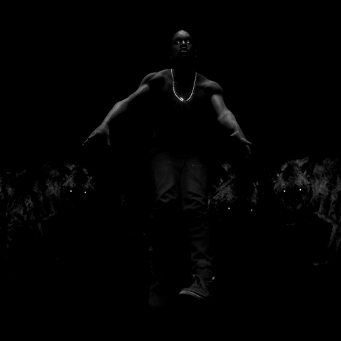 Kanye S Interactive Black Skinhead Video Dips Into The Uncanny Valley The Verge